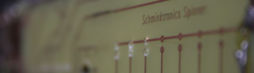 Schminktronics Projects